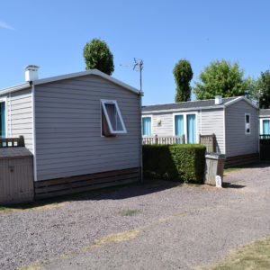 Mobil-home 3 chb 6 personnes